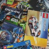 LEGO - Bauanleiteitungen