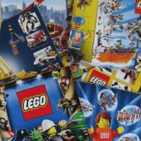 LEGO - Kataloge / Prospekte