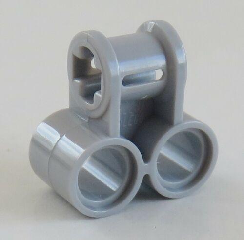 LEGO Technic - Achs / Pin Verbinder / Connector (6 Stück), hell blaugrau # 32291