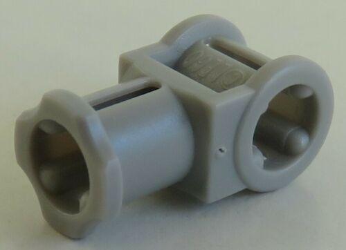 LEGO Technic-Winkel-Achs Verbinder / Connector (8 Stück), hell blaugrau # 32039
