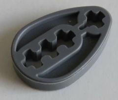 LEGO Technic - Nocken Scheibe, dunkel blaugrau # 6575