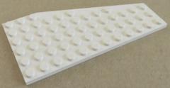 LEGO - Platte / Plate 6 x 12 links, weiß # 30355