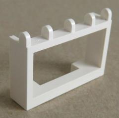 LEGO - Gelenk / Hinge Fahrzeug Dach Halterung 1 x 4 x 2 (2 Stück), weiß # 4214