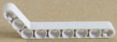 LEGO Technic - Liftarm 1 x 9 gebogen (7 - 3) dick, sehr helles blaugrau # 32271