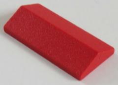 LEGO - Dachstein / Slope / First 33 2 x 4 (4 Stück), rot # 3299