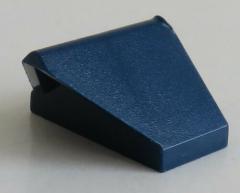 LEGO - 2 x Dachstein / Slope / First 45  2 x 1 doppelt / invers, dkl.blau #3049c