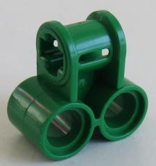LEGO Technic - Achs / Pin Verbinder / Connector (2 Stück), grün # 32291