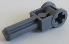 LEGO Technic - Kreuz - Achs Verbinder / Connector (10 Stück), dunkel blaugrau # 6553