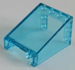 LEGO - Windschutzscheibe / Windscreen 3 x 4 x 4 invers, transp. hellblau # 72475