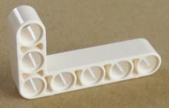 LEGO Technic - Liftarm 3 x 5 L-Form (2 Stück), weiß # 32526