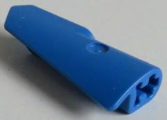 LEGO Technic - Paneel / Verkleidung # 22, Seite A, sehr klein, blau # 11947