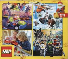Lego - Katalog / Prospekt 2018 # 624.1802-DE/A TRU (keine Steine !!)