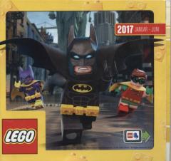 Lego - Katalog / Prospekt Januar - Juni 2017 # 619.1801-DE/A (keine Steine !!)