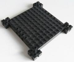 LEGO - Grundplatte / Base 12 x 12, schwarz # 30645