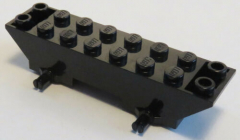 LEGO - Fahrgestell / Vehicle Base 2 x 8 x 1 1/3, schwarz # 30277