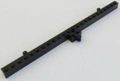 LEGO - Mast 2 x 24 mit Gelenk u. 2 Kugelköpfe, schwarz # 47978